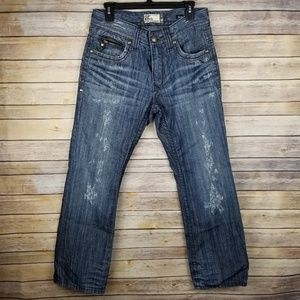 Be Rock for Express Jeans
